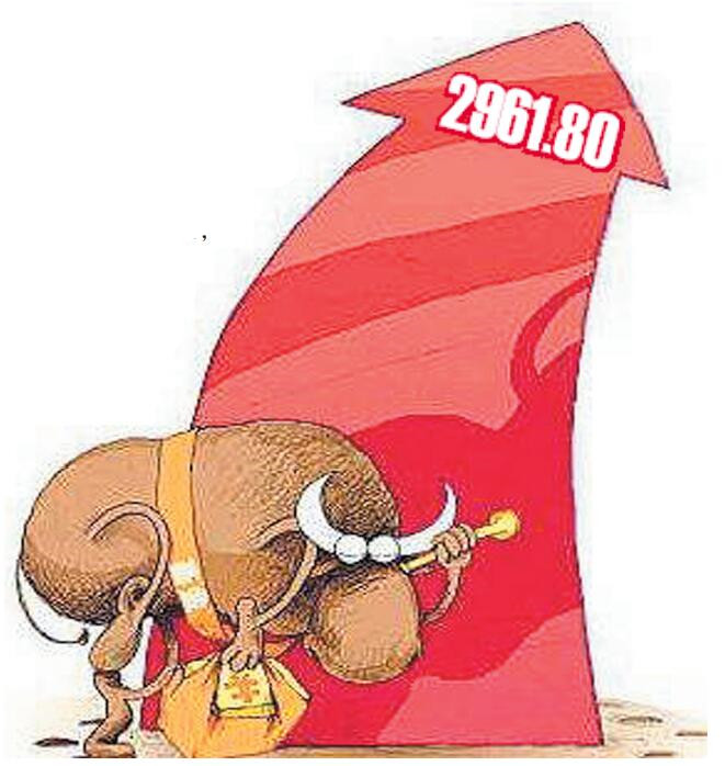 技术牛呼啸而至 沪指飙涨5.60%两市成交破万亿元