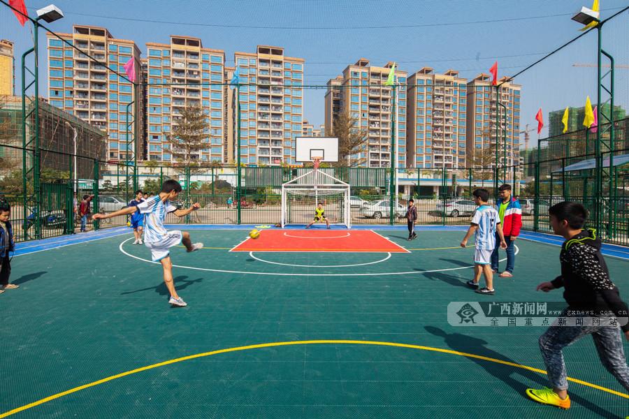 广西安排1900万元支持全民健身项目 3月10日前申报