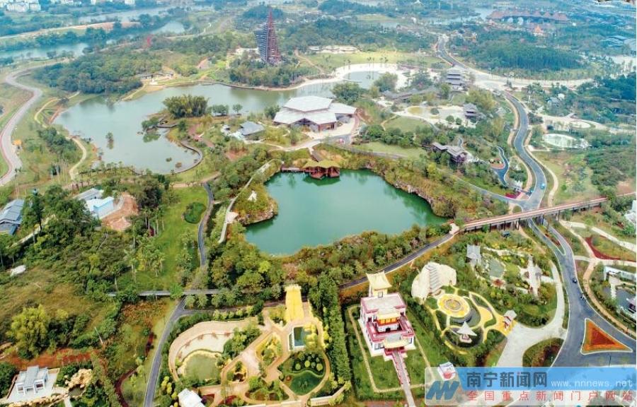 南宁市全域旅游工作取得阶段性成果
