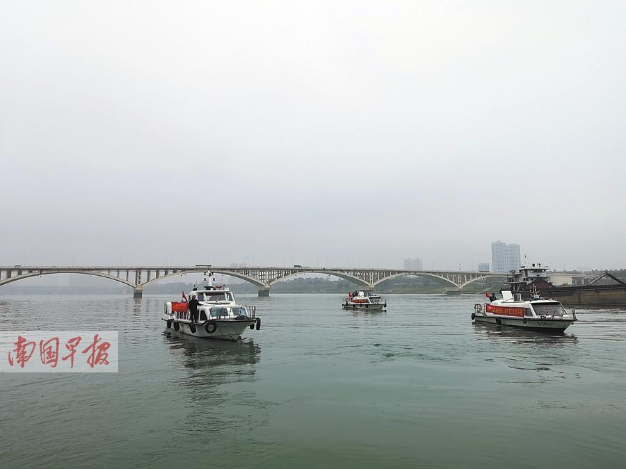 3月2日焦点图:邕江禁渔期来了