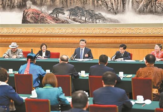 保持加强生态文明建设的战略定力守护好祖国北疆这道亮丽风景线