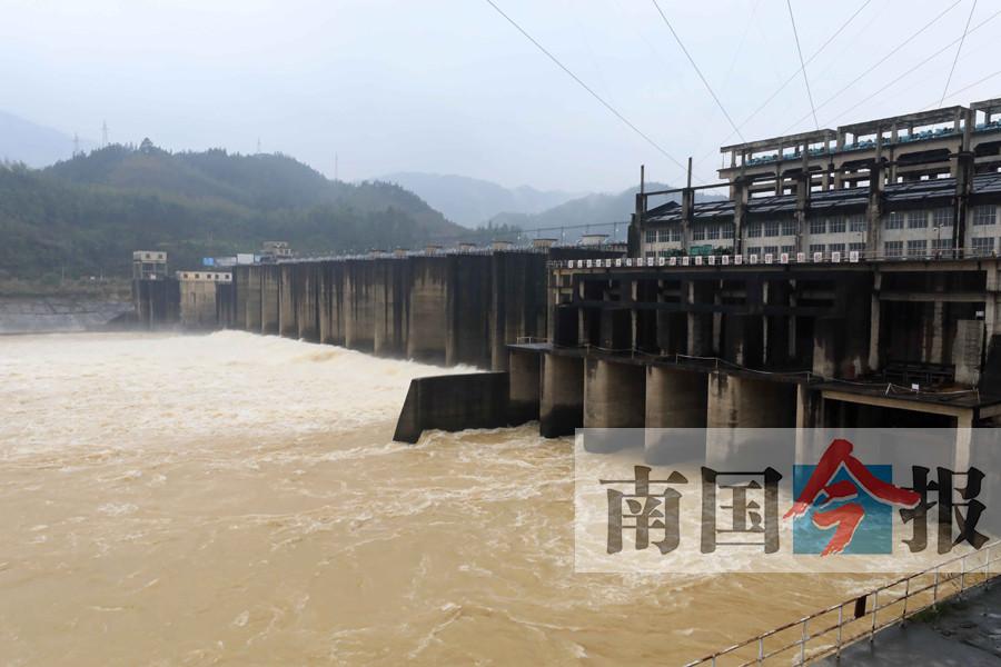 3月9日焦点图:广西多条河流涨水 入汛期提前26天