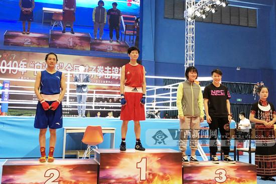 2019年全国女子拳击锦标赛收官 威尼斯赌场官网队收获1银1铜
