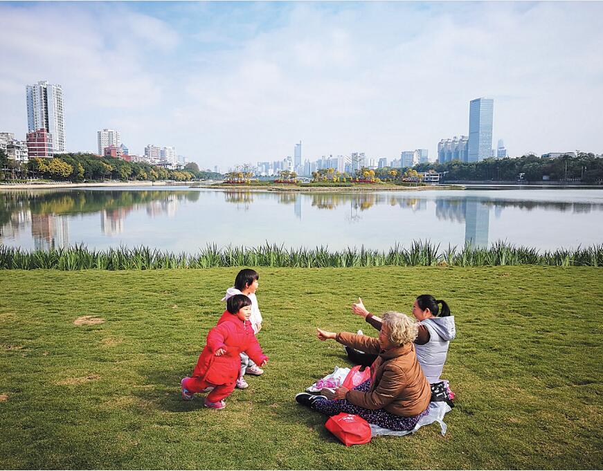 """南宁""""海绵城市""""建设项目完工262个"""