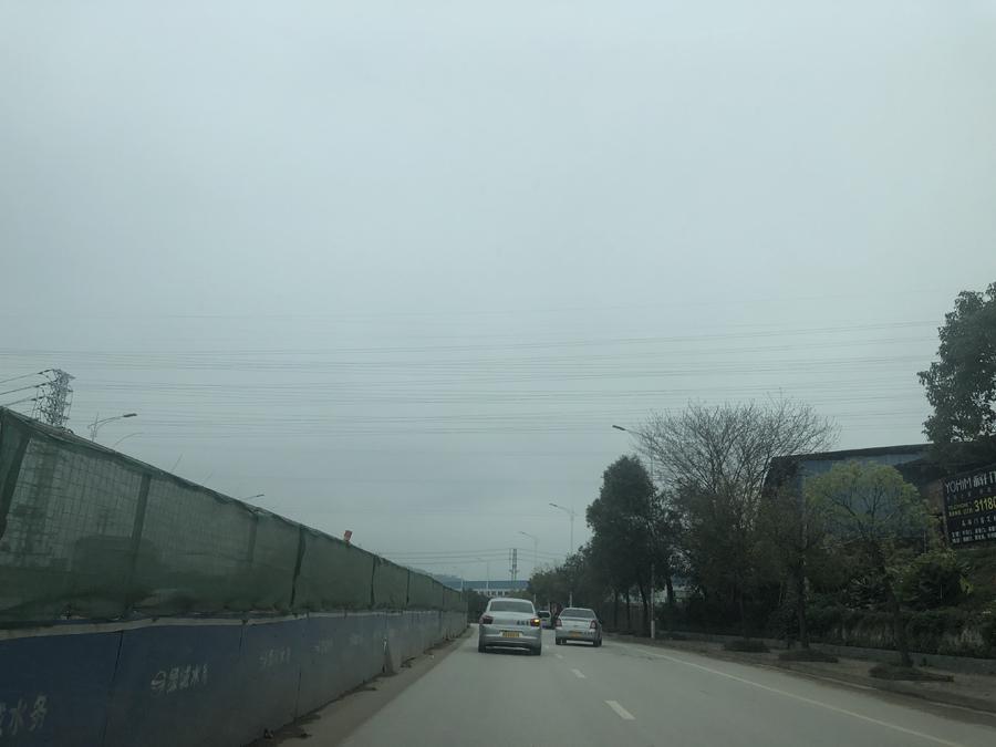 南宁市昆仑大道驾考路段将取消?部门回应(组图)