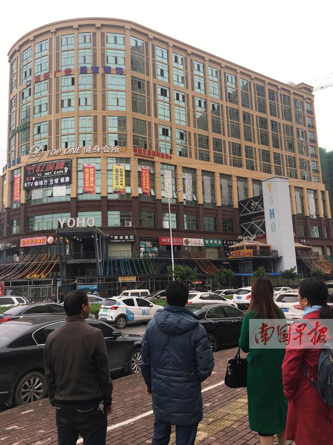 3月27日焦点图: 南宁一市民投资某三产商铺 却房钱两空