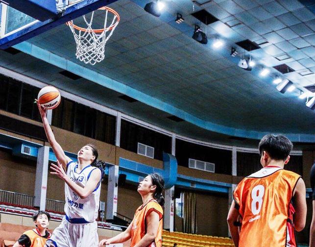 广西女篮勇夺中国三人篮球擂台赛华南分区赛冠军