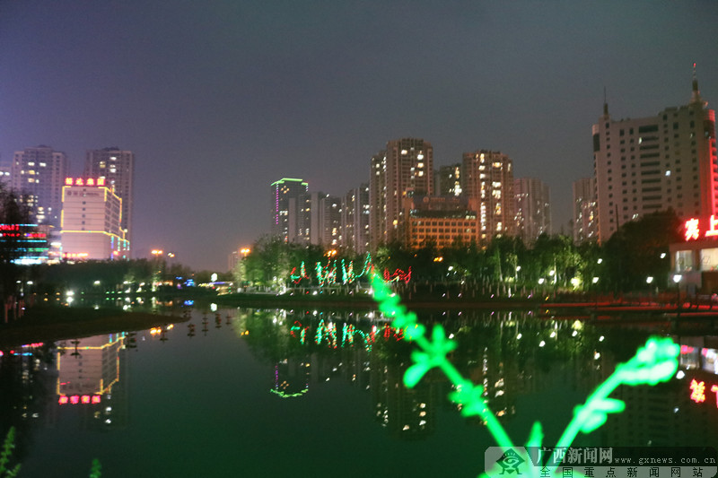来宾水城:现代城市休闲的好地方(组图)