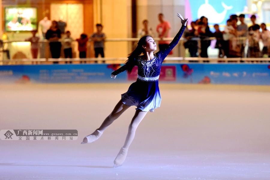 2019年ISI Asia花样滑冰巡回赛南宁站落下帷幕