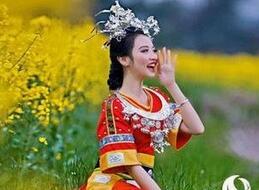 """广西各地欢庆""""壮族三月三""""系列活动扫描"""