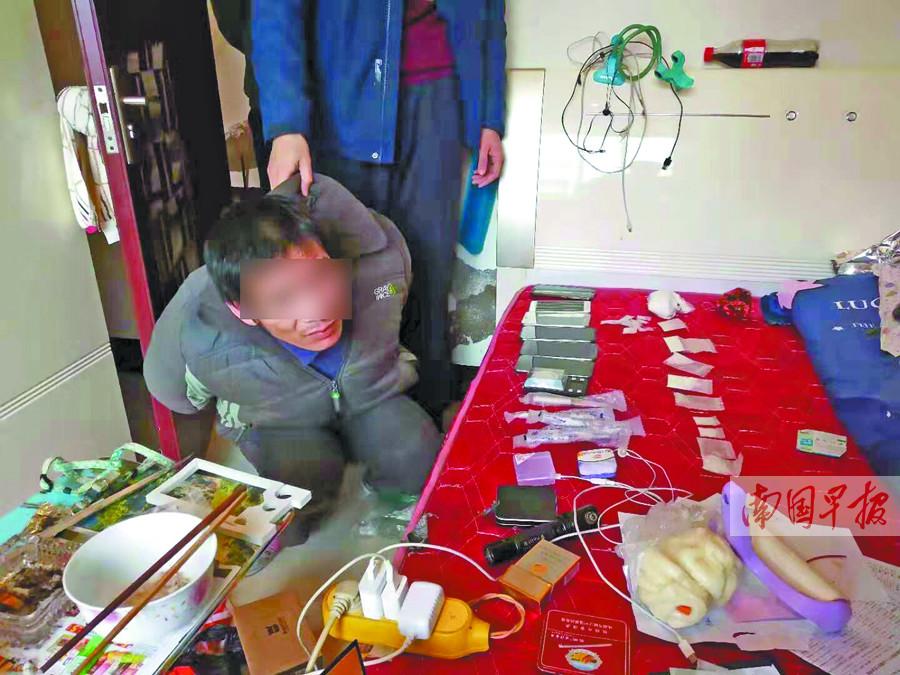 4月17日焦点图:男子驾车从上海追至防城港捅死女子