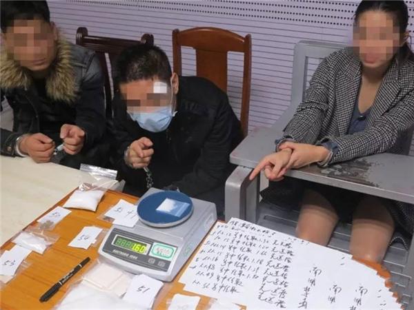 南宁警方破特大武装制毒贩毒案 两女子成男友帮凶
