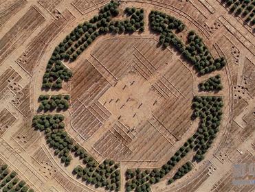 河北迁安:废弃矿山修复推进绿色发展