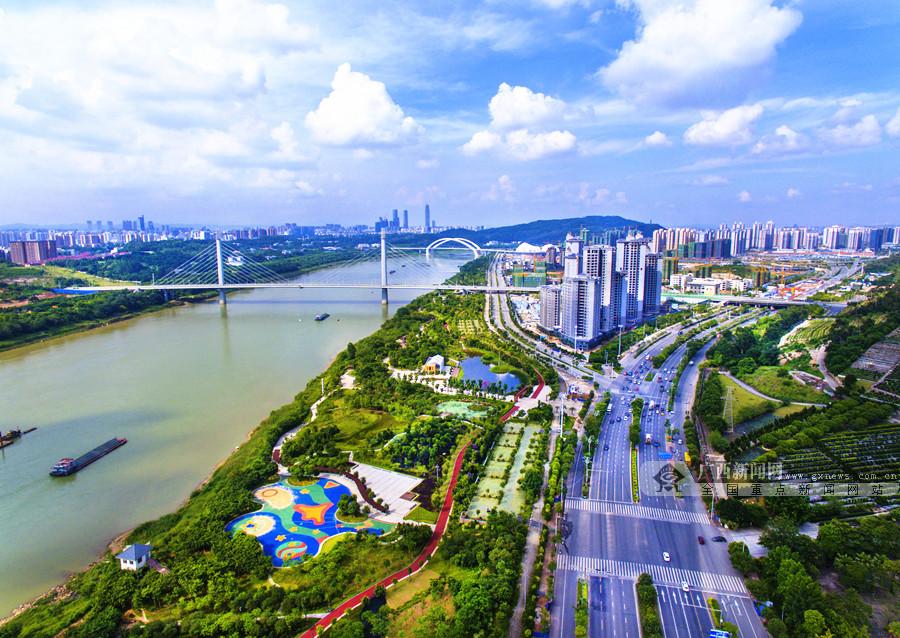 高清:广西哪座城市最宜居? 用图来告诉你!