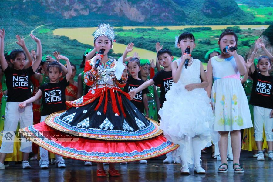 南宁新增儿童剧专业表演舞台 周六周日各两场(图)