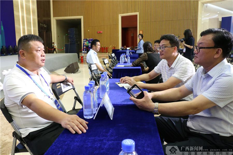 2019年科技成果转移转化广西大学专场对接会举行