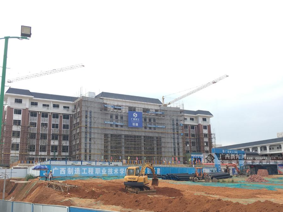 5月21日焦点图:南宁教育园区已有19所学校建新校区
