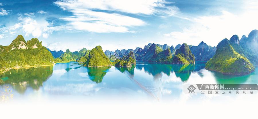 """高清:上林县获""""世界长寿之乡""""称号 美得令人窒息"""