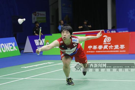 [2019苏杯战报]山口茜爆冷输球 日本4-1泰国晋级