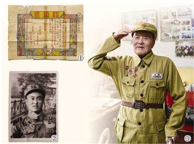 深藏战功63年――95岁老英雄张富清克己奉公永葆党员本色