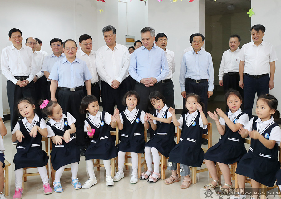 廣東省黨政代表團來桂考察并出席粵桂扶貧協作第四次聯席會議