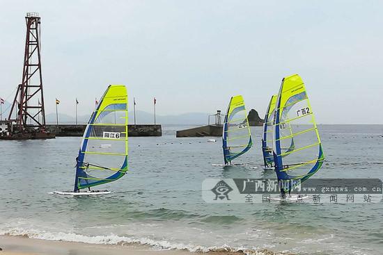 2019全国Gaastra级帆板锦标赛落幕 广西收获2铜牌
