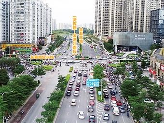 """6月5日焦点图:南宁将打通5条""""断头路"""""""