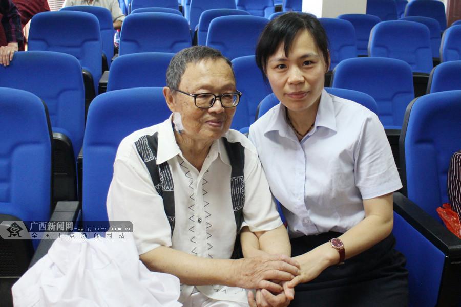 广西南溪山医院胃肠外科举办造口病友联谊会(图)