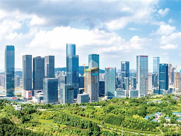 6月12日焦点图:南宁市将全面落实强首府战略