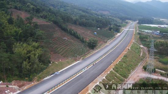 贺巴高速钟昭段建设品质工程树立行业标杆