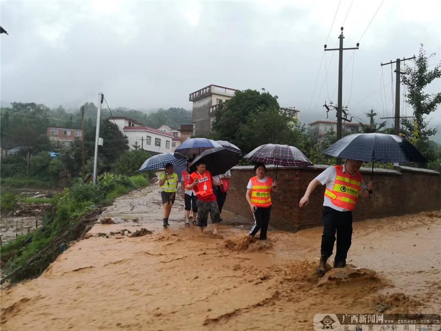 北部湾保险积极应对近期桂林洪灾