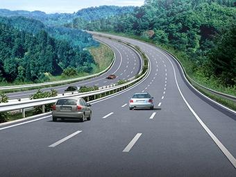 6月29日焦點圖:廣西首條智慧高速路開工建設