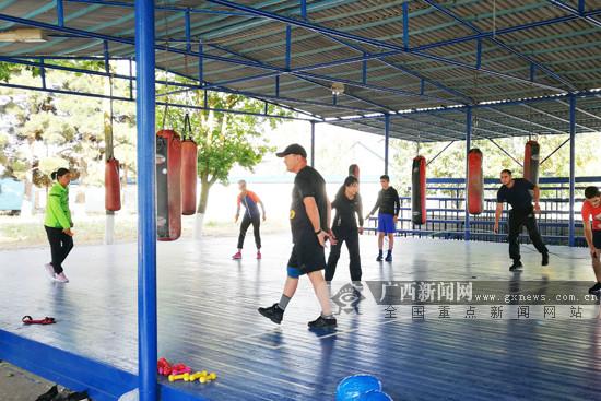 广西派出3名拳击运动员赴俄罗斯伊兹别尔巴什特训