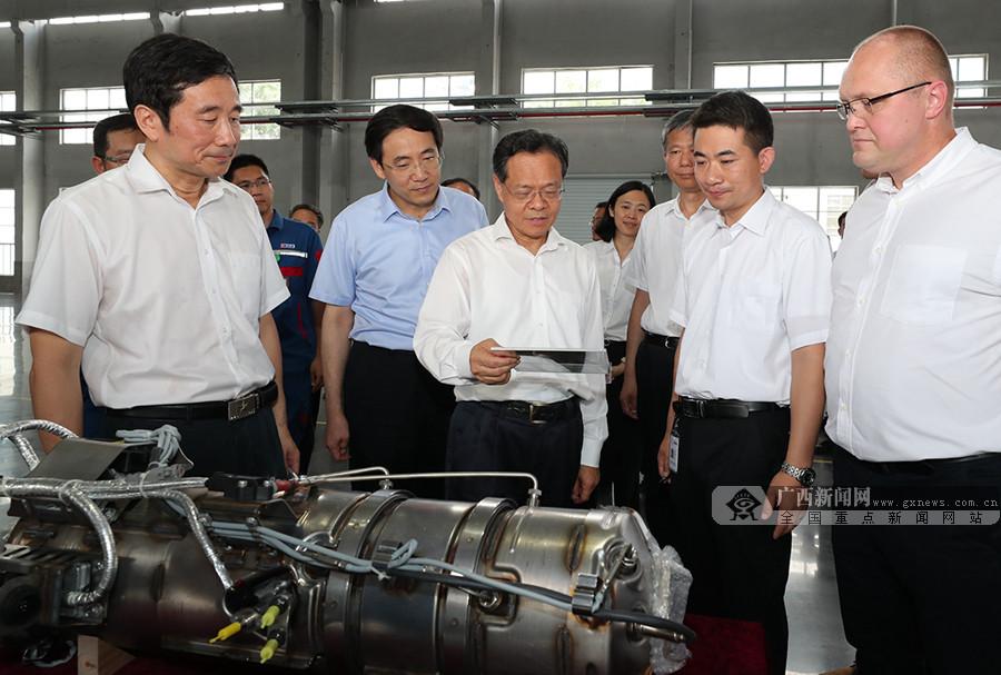 陳武:全力以赴推動機械工業高質量發展