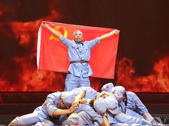 全區軍休干部慶祝新中國成立70周年文藝匯演舉行