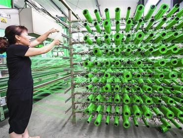 河北景縣:傳統橡塑制品產業創出綠色新路