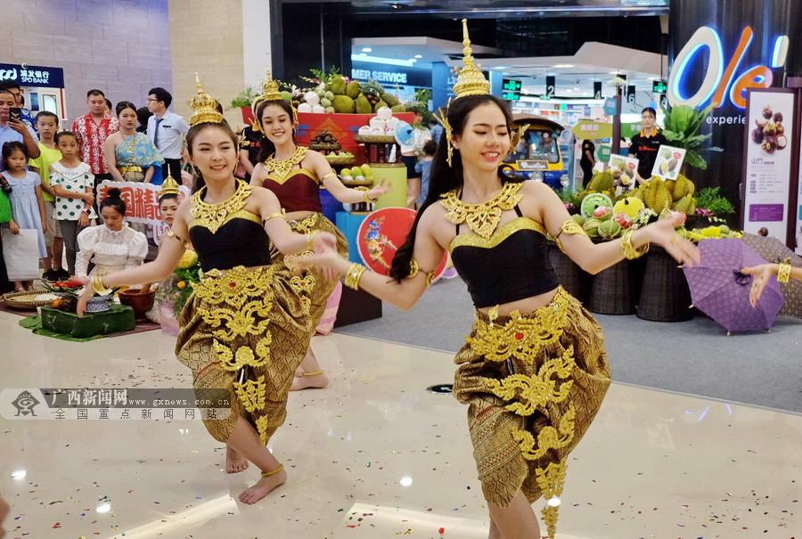 """榴莲来了!2019泰国精品水果节让人""""榴莲忘返"""""""