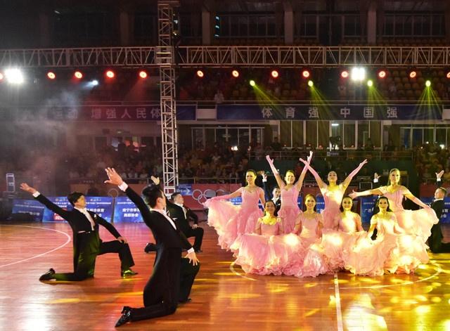 规模再升级!3000舞者竞逐2019广西体育舞蹈锦标赛