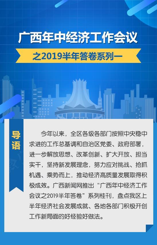 桂刊丨2019半年答卷系列一