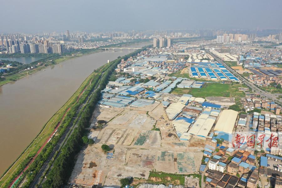 7月19日焦点图:南宁一临江地块刷新江南楼面地价纪录