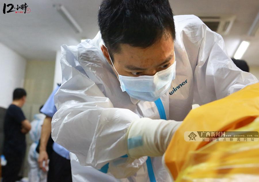 【12小时】破译死亡密码 邕城法医卢晓峰十年验尸上千具