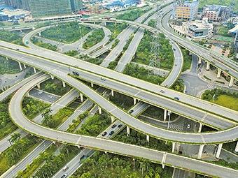 7月29日焦点图:南宁市江南区打造现代化中心城区
