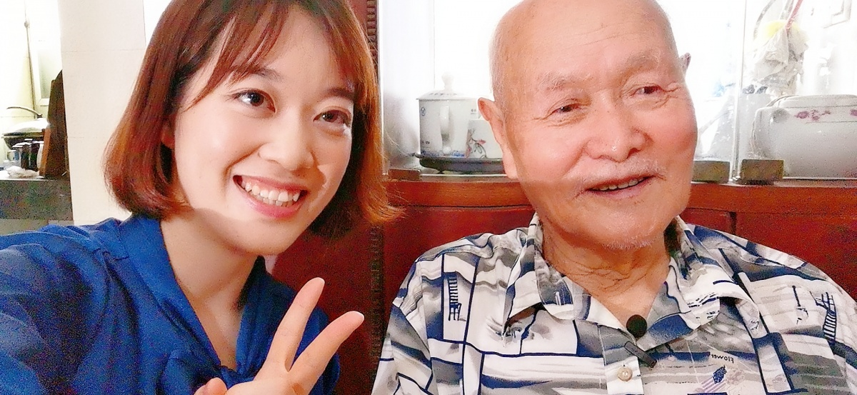 老兵杨礼声:新中国成立了 我们走到哪都有老百姓欢迎