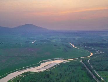 建国家湿地公园 保一湖清水进京