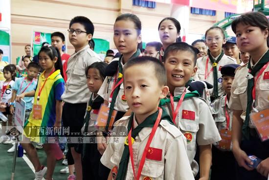 首設趣味運動會!2019南寧青少年陽光體育大會揭幕