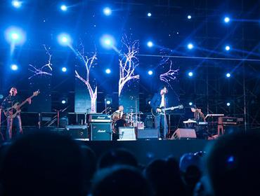 首届内蒙古音乐节开幕