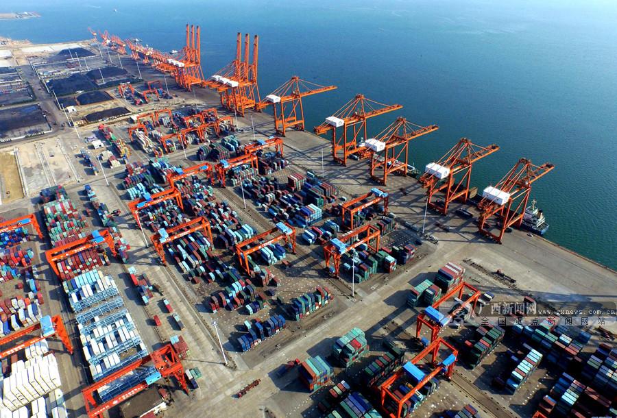中国(广西)自由贸易试验区获批成立