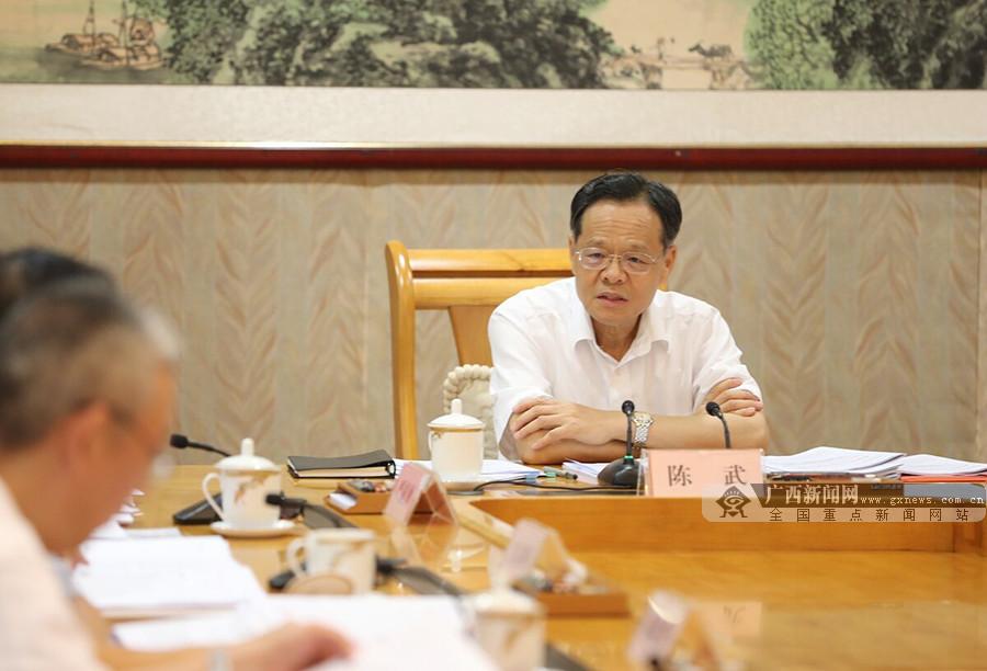 自治区政府常务会议研究广西建设西部陆海新通道实施方案