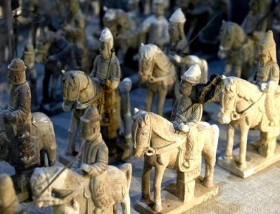 铜梁博物馆:再现旧石器时代文化