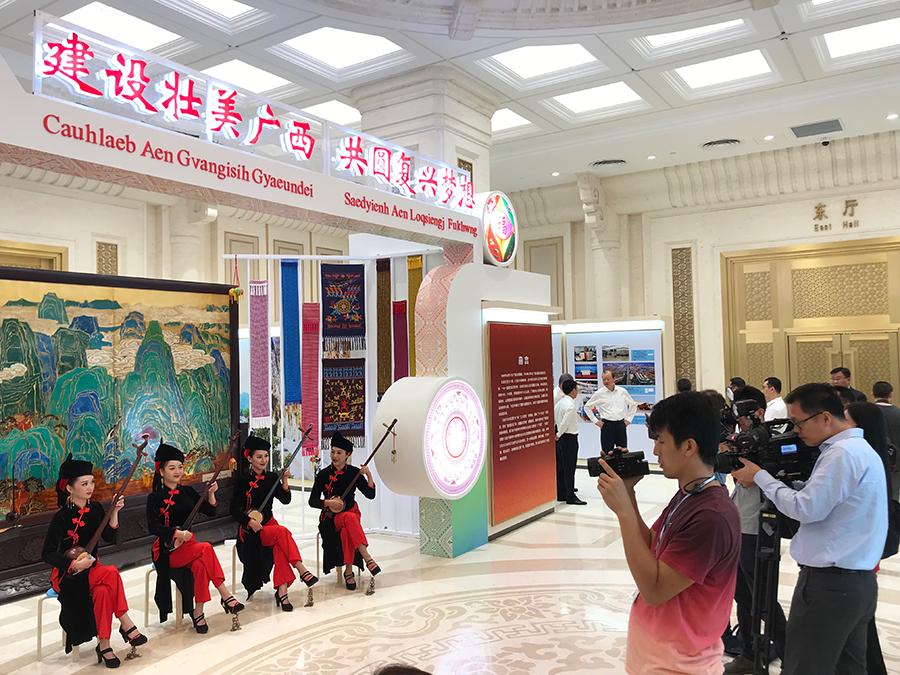 高清组图:新中国成立70周年 广西有了这么多成就